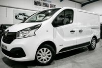 USED 2015 65 RENAULT TRAFIC 1.6 SL27 BUSINESS PLUS DCI S/R P/V 1d 115 BHP