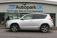 USED 2012 62 TOYOTA RAV4 2.2 XT-R D-4D 5d 150 BHP 0% FINANCE AVAILABLE ON THIS CAR - ENDS 31ST AUGUST! APPLY NOW!!