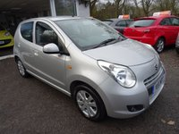USED 2011 11 SUZUKI ALTO 1.0 SZ4 5d 68 BHP Low Mileage, Full Service History + Serviced by ourselves, One Previous Owner, Excellent fuel economy! Only £20 Road Tax! Low Insurance Group!