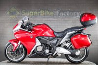 USED 2011 S HONDA VFR - NATIONWIDE DELIVERY, USED MOTORBIKE. GOOD & BAD CREDIT ACCEPTED, OVER 600+ BIKES IN STOCK