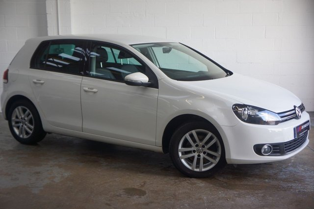 2012 12 VOLKSWAGEN GOLF 2.0 GT TDI BLUEMOTION TECHNOLOGY SOLD TO A CLIENT IN LUTON