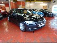 2011 BMW 5 SERIES 2.0 520D EFFICIENTDYNAMICS 4d 181 BHP