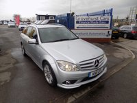 USED 2011 11 MERCEDES-BENZ C-CLASS 2.1 C220 CDI BLUEEFFICIENCY SPORT 5d AUTO 170 BHP