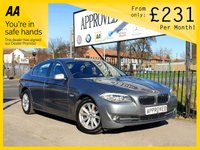 USED 2012 12 BMW 5 SERIES 2.0 520D SE 4d AUTO 181 BHP 0% Deposit Plans Available even if you Have Poor/Bad Credit or Low Credit Score, APPLY NOW!