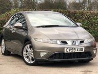 2009 HONDA CIVIC 1.8 I-VTEC EX 5d 138 BHP £4695.00
