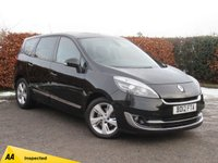 USED 2012 12 RENAULT GRAND SCENIC 1.5 DYNAMIQUE TOMTOM DCI EDC 5d AUTOMATIC * 7 SEATER * CRUISE CONTROL * PARKING ASSISTANCE *