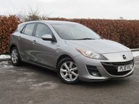 USED 2010 10 MAZDA 3 1.6 TS2 D 5d  * ONE OWNER FROM NEW *