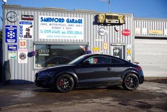 2011 AUDI TT 2.0 TFSI SPORT 2d AUTO 211 BHP 44K £10995.00