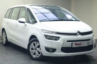 USED 2014 64 CITROEN C4 GRAND PICASSO 1.6 E-HDI AIRDREAM VTR PLUS 5d 113 BHP FULL SERVICE HISTORY+£20 ROAD TAX+ALLOY WHEELS+CLIMATE CONTROL