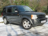 USED 2005 55 LAND ROVER DISCOVERY 2.7 3 TDV6 S 5d * 4X4 * 7 SEATER * FULL SERVICE HISTORY *