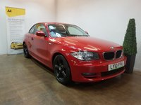 2010 BMW 1 SERIES 2.0 120D SPORT 2d 175 BHP £5490.00