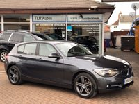 USED 2011 61 BMW 1 SERIES 118D SPORT 5d 141 BHP Free MOT for Life