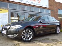 USED 2010 BMW 5 SERIES 2.0 520D SE 4d AUTO 181 BHP SUPER VALUE DIESEL AUTO WITH FULL SERVICE HISTORY