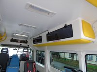 USED 2013 63 PEUGEOT BOXER 2.2 HDI 435 130 BHP LWB L3 H2 PRIVATE AMBULANCE MINI BUS +WHEELCHAIR RAMP+AIR SUSP+