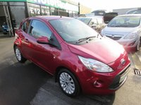 USED 2014 14 FORD KA 1.2 ZETEC 3d 69 BHP *JUST ARRIVED... CALL 01543 379066*