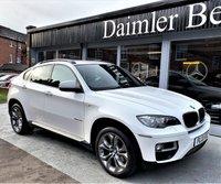 USED 2013 13 BMW X6 3.0 XDRIVE30D 4d AUTO 241 BHP