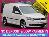 USED 2015 15 VOLKSWAGEN CADDY 1.6 TDI HIGHLINE DSG BLUEMOTION TECH C20 PANEL VAN DSG BLUETOOTH CRUISE CONTROL AIR CONDITIONING
