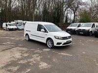 USED 2016 66 VOLKSWAGEN CADDY MAXI 2.0 C20/102 TDI TRENDLINE EURO 6 Air Conditioning, Euro 6, Alloy Wheels, One Owner