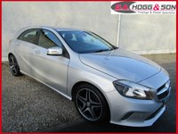 USED 2017 66 MERCEDES-BENZ A-CLASS 1.5 A 180 D SE EXECUTIVE 5dr 107 BHP, EXCELLENT SPECIFICATION **SAT NAVIGATION, PARK ASSIST HEATED FRONT SEATS**