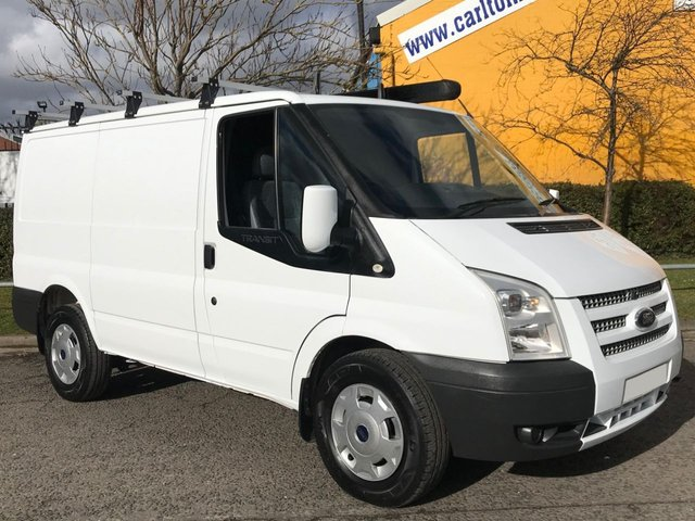 2012 62 FORD TRANSIT 2.2 100 T280S ECONETIC [ MOBILE WORKSHOP ] SWB LOW ROOF VAN FWD 2.2TDCi 100