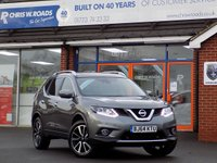 USED 2014 64 NISSAN X-TRAIL 1.6 DCi Tekna 5dr (7 Seats) *Leather + Nav + Pan Roof *