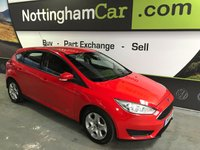 USED 2016 16 FORD FOCUS 1.5 STYLE TDCI 5d 118 BHP