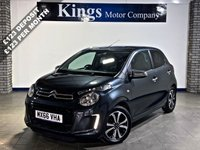 "USED 2016 66 CITROEN C1 1.2 PURETECH FLAIR 5dr £0 Tax, Parking Camera, Alloys , SAVE £££££""S ON New Price !!!"