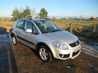 2009 SUZUKI SX4 1.6 GLX 5d 107 BHP £2995.00