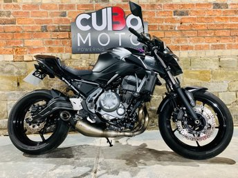 2017 KAWASAKI Z650 ABS Performance Edition £5490.00