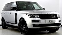 "USED 2016 16 LAND ROVER RANGE ROVER 3.0 TD V6 Vogue 4X4 (s/s) 5dr  Black Pack, Pan Roof, 22""s ++"