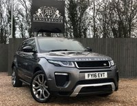 2016 LAND ROVER RANGE ROVER EVOQUE 2.0 TD4 HSE DYNAMIC 5dr AUTO £25999.00