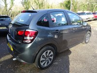 USED 2016 66 CITROEN C3 1.0 PURETECH VT 5d 67 BHP Full Service History + Serviced by ourselves, One Owner, MOT until October 2019, Balance of Citroen Warranty until October 2019, Excellent fuel economy! Only £20 Road Tax! Low Insurance Group!