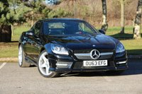 2013 MERCEDES-BENZ SLK 2.1 SLK250 CDI BLUEEFFICIENCY AMG SPORT 2d AUTO 204 BHP £12780.00