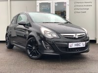 USED 2013 63 VAUXHALL CORSA 1.2 LIMITED EDITION 3d 83 BHP + PREMIUM WARRANTY + BUY NOW PAY LATER +