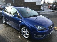 2007 FORD FOCUS 2.5 ST-3 5d 225 BHP £SOLD