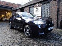 2015 BMW X4 2.0 XDRIVE20D M SPORT 4d AUTO 188 BHP £19995.00