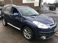 2007 CITROEN C-CROSSER 2.2 EXCLUSIVE HDI 5d 155 BHP