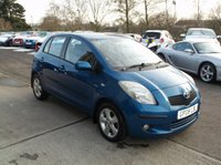 USED 2008 08 TOYOTA YARIS 1.4 T SPIRIT D-4D 5d 90 BHP ****Great Value economical reliable car with excellent service history, Great spec, Drives superbly****