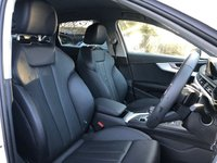 USED 2017 67 AUDI A4 1.4 TFSI SPORT 4d AUTO 148 BHP
