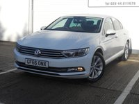 USED 2016 66 VOLKSWAGEN PASSAT 1.6 TDI SE BUSINESS TECHNOLGY BLUEMOTION