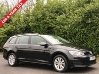 USED 2015 15 VOLKSWAGEN GOLF 1.6 SE TDI BLUEMOTION TECHNOLOGY 5d 103 BHP