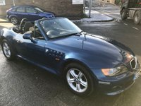 2000 BMW Z3 2.0 Z3 ROADSTER 2d 148 BHP £3495.00