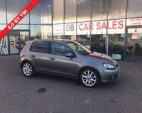 USED 2012 12 VOLKSWAGEN GOLF 2.0 GT TDI 5d 138 BHP NO DEPOSIT AVAILABLE, DRIVE AWAY TODAY!!