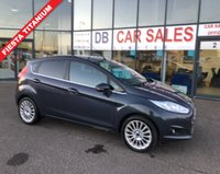 USED 2013 13 FORD FIESTA 1.0 TITANIUM 5d 124 BHP NO DEPOSIT AVAILABLE, DRIVE AWAY TODAY!!
