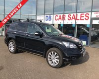 USED 2010 60 HONDA CR-V 2.2 I-DTEC EX 5d 148 BHP NO DEPOSIT AVAILABLE, DRIVE AWAY TODAY!!