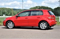 USED 2011 61 VOLKSWAGEN GOLF 1.6 TDI Match 5dr 1 OWNER+CAMBELT done £30 TAX