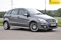 USED 2009 09 MERCEDES-BENZ B-CLASS 2.0 B180 CDI Sport CVT 5dr Automatic+2 Former Keepers