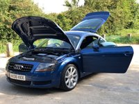 USED 2006 06 AUDI TT 1.8 T QUATTRO 3d 190 BHP