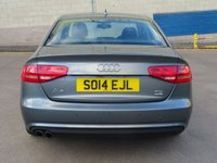 USED 2014 14 AUDI A4 2.0 TDI QUATTRO SE TECHNIK 4d 174 BHP 1 PREVIOUS KEEPER *  NAVIGATION SYSTEM +   LEATHER TRIM +  DAB RADIO *  BLUETOOTH