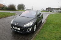 2013 PEUGEOT 308 1.6 HDI ACTIVE,Sat,Vav,Cruise,68MPG,£20 Road Tax,F.S.H £4695.00